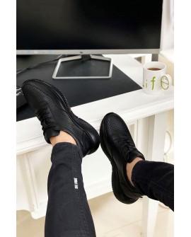 Boy Uzatan Ayakkabı HAKİKİ DERİ