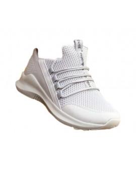 Boy Uzatan Ayakkabı Spor Kirli Beyaz