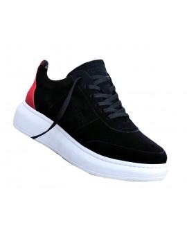 Boy Uzatan Ayakkabı Siyah