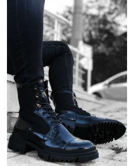 Boy Uzatan Ayakkabı Bot +10 Cm. Özel Taban