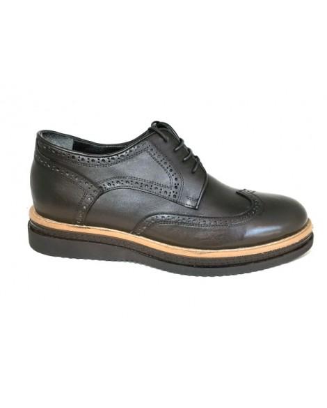 Yazlık %100 iç dış deri eva taban boy uzatan ayakkabı