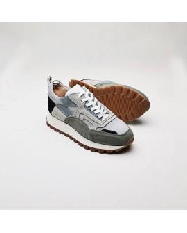Boy Uzatan Ayakkabı Bağcıklı Spor Model