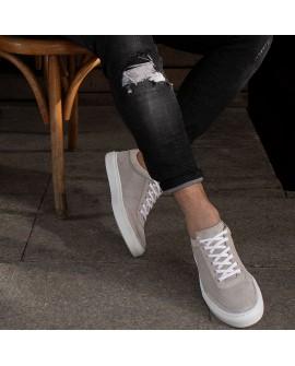 Boy Uzatan Ayakkabı GRİ SPOR MODEL