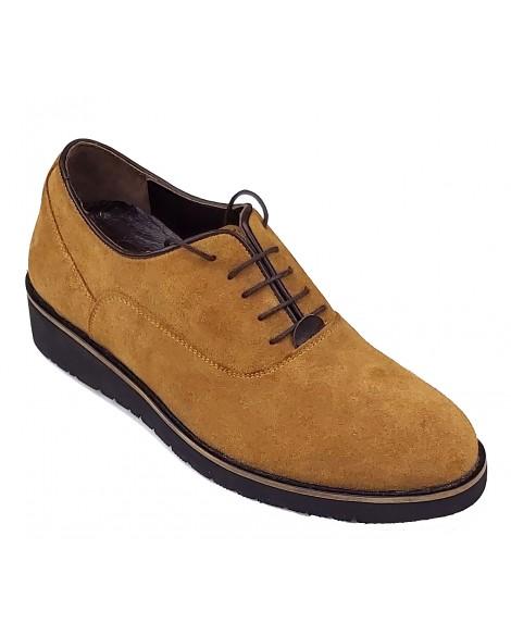 El Yapımı Ayakkabı Özel Üretim Hakiki Deri Boy Uzatan