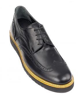 Deri Boy Uzatan Ayakkabı +7 Cm.