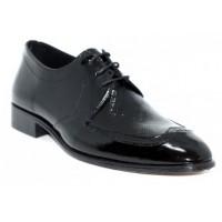 Gizli Topuklu Ayakkabı Damat Klasik Model