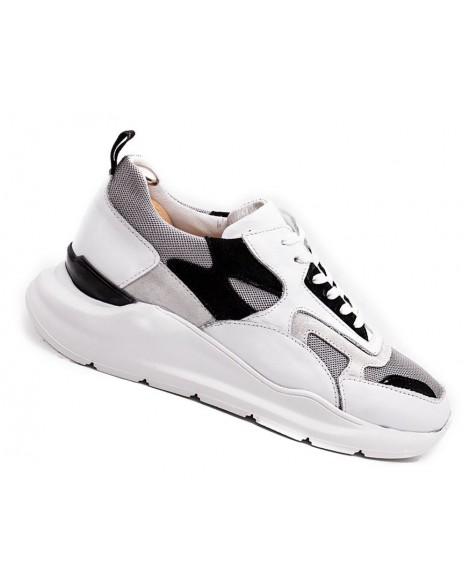 Boy Uzatan Ayakkabı Beyaz Model Yeni Sezon