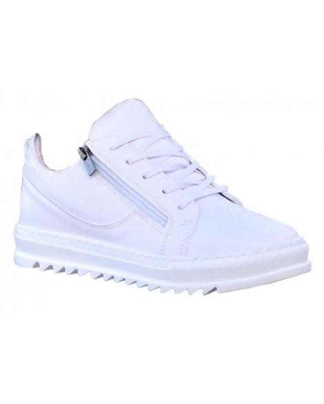 Boy Uzatan Ayakkabı Yazlık Beyaz Model
