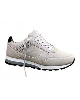 Boy Uzatan Spor Ayakkabı Gri +7 Cm.