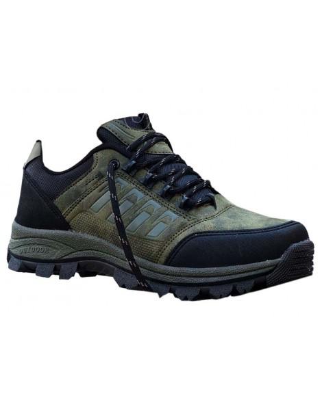 Boy Uzatan Ayakkabı Bot Yeni Sezon Yeşil +9 Cm.