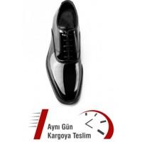 Küçük Numara Ayakkabı Erkek Rugan Model