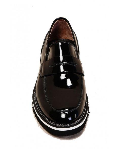 Rugan Klasik Boy Uzatan Ayakkabı
