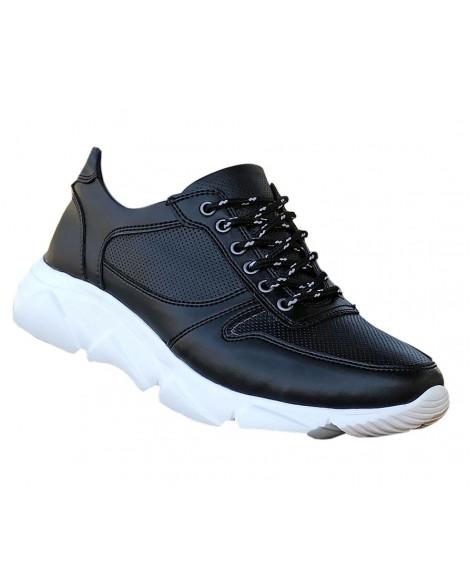 Boy Uzatan Ayakkabı Special Model Siyah
