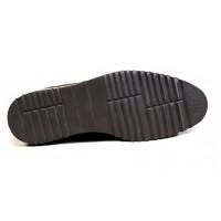 Boy Uzatan Ayakkabı İpek Süet Model Kahverengi