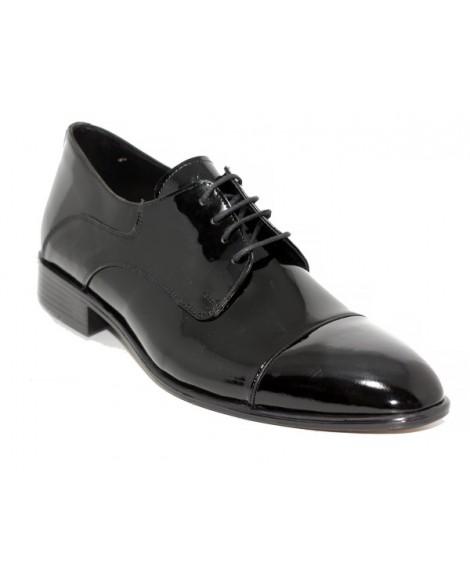 Rugan Boy Uzatan Ayakkabı Damat Ayakkabı Modeli