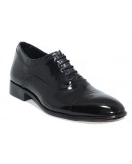 Gizli Topuk Erkek Ayakkabı Damat Rugan Model